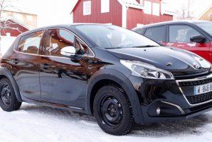 Vrše se testiranja novog Peugeota 208 u Švedskoj