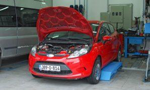 Održavanje polovnog Forda Fieste 1.25 i 1.4 TDCi (2008.-2013.)