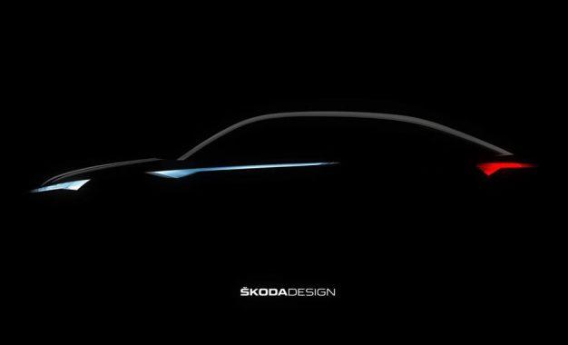 Škoda Design – Vision E