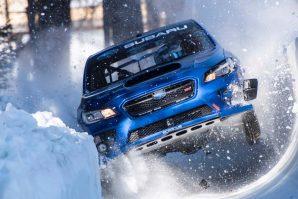 Luda, ali uspješna vožnja Subarua WRX STI po bob stazi [Galerija i Video]