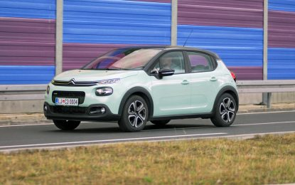 TEST – Citroen C3 Feel PureTech 82 BVM