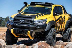 Toyota Hilux Tonka Concept nastao u saradnji sa proizvođačem igračaka [Galerija]
