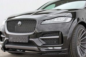 Hamann Jaguar F-Pace [Galerija i Video]