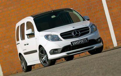 Neobično za tuning – Mercedes-Benz Citan kod Hartmanna [Galerija]