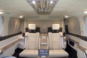 Mansory Mercedes-Benz V-Class sa ekskluzivnim luksuzom