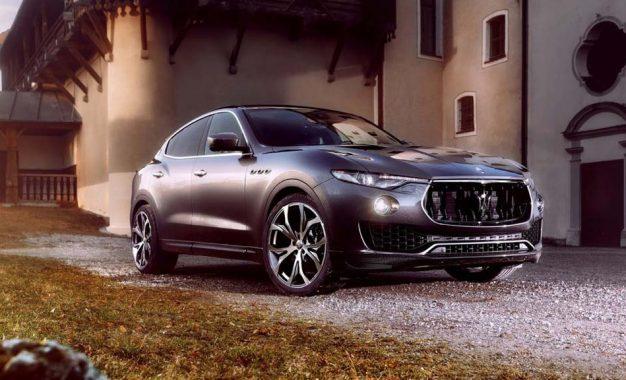 Novitec pripremio tuning paket za agresivniji izgled i bolje performanse za Maserati Levante [Galerija]