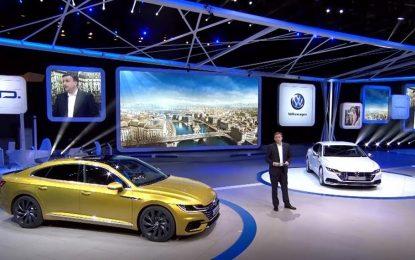 Otkriven produkcijski Volkswagen Arteon [Galerija i Video]