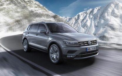 Volkswagen Tiguan Allspace – duži i između osovina i preko osovina (Galerija)