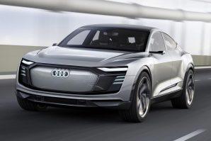 Predstavljen električni Audi e-tron Sportback Concept [Galerija i Video]