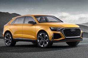 Proizvodni planovi Audija za Q8 i Q4