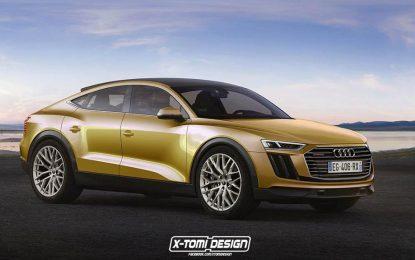 Audi Q9 – dizajnerska fantazija