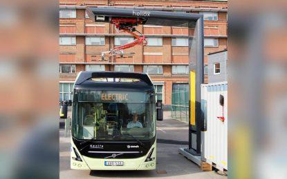 Volvo i Heliox – nova saradnja na pojednostavljivanju elektropunjenja u javnom prevozu [Video]
