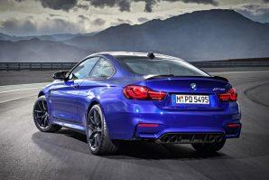 BMW M4 CS – brži i lakši, ili nešto između [Galerija]