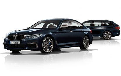 BMW M550d xDrive – jak, jači, BMW [Galerija]