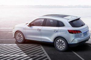 Borgward BXi7 – električni SUV za evropsko tržište