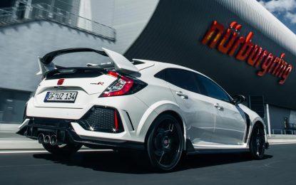 Honda Civic Type R – novi rekorder Nürburgringa [Galerija i Video]