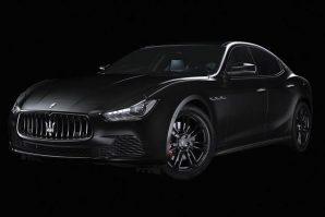 Maserati Ghibli Nerissimo – specijalna snažnija edicija