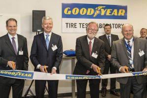 Otvoren novi Goodyearov testni centar u Luksemburgu