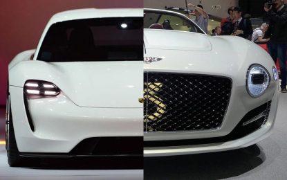 Porsche Mission E i Bentley EXP će dijeliti istu EV platformu