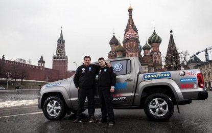 Novi svjetski rekord – Od Dakara do Moskve za tri dana, četiri sata i 54 minute [Video]
