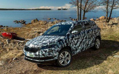 Škoda Karoq – auto kao strijela [Galerija i Video]