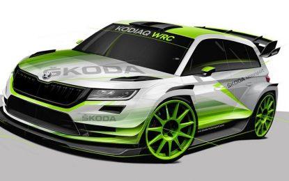 Škoda Motorsport ulazi u WRC SUV klasu