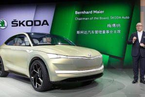 Škoda Vision E Concept – ilustracija promjena [Galerija]