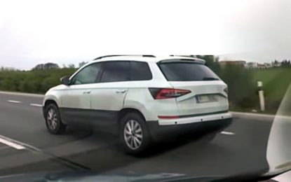Snimljen novi Škodin Yeti [Video]
