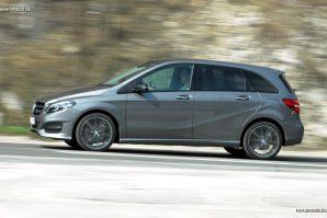 TEST – Mercedes-Benz B 200 d 7G-DCT Urban (W246)