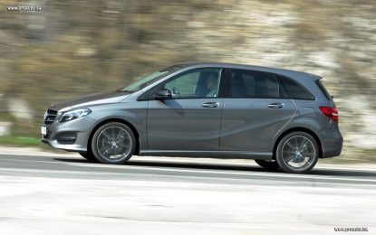 TEST – Mercedes-Benz B 200 d 7G-DCT Urban (W246)