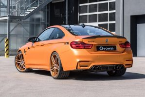 G-Power M4 F82 – 250 KS više [Video]