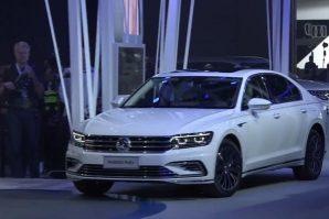 VW Phideon GTE – veliki hibridni sedan za kinesko tržište [Galerija i Video]