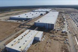 Volvo gradi novu tvornicu u SAD-u