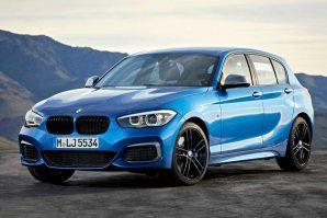 BMW serije 1 – osvježenje i zatamnjenje [Galerija i Video]