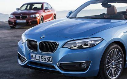 Stižu obnovljeni BMW serije 2 Coupe i Cabriolet [Galerija i Video]