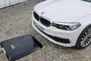 BMW Wireless Charging – najava sistema bežičnog punjenja za BMW 530e [Galerija i Video]