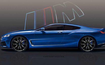 BMW 8 Series na putu za Como [Video]