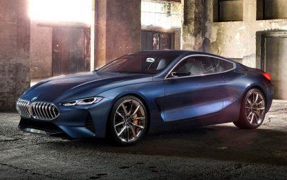 Prikazan BMW Concept 8 Series, ali i dealje bez poznatih tehničkih detalja [Galerija i Video]