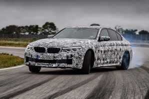BMW M5 sa M xDrive – prvi detalji [Galerija i Video]