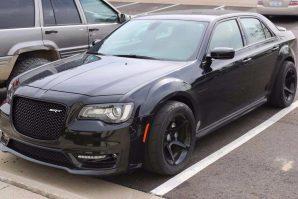 Chrysler 300 Hellcat možda stiže već naredne godine [Galerija]