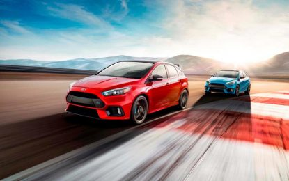 Ford Focus RS Limited Edition – samo 1.500 primjeraka [Video]