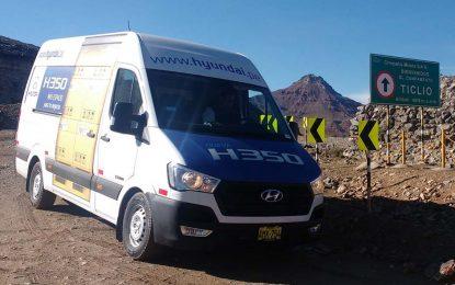 Hyundai H350 – ekstremni testovi u Peruu