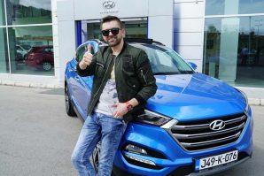 Amel Ćurić promotor Hyundaija u BiH [Video]