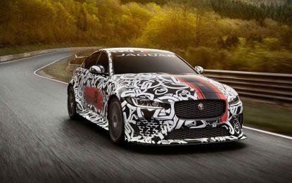 Jaguar XE SV Project 8 – za kolekcionare [Video]