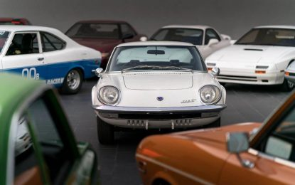 50 godina Mazde Cosmo Sport – prve Mazde sa rotacionim motorom [Galerija i Video]