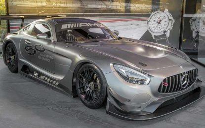 Za 50 godina Mercedes-AMG-a stiže ekskluzivno izdanje GT3 za 5 sretnika s najdubljim džepom [Galerija]