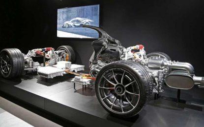 Otkriveni prvi detalji Mercedesa-AMG Project One [Galerija]