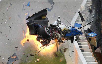 Nakon strahovitog udesa na trci Indy 500 u Indianapolisu… [Video]