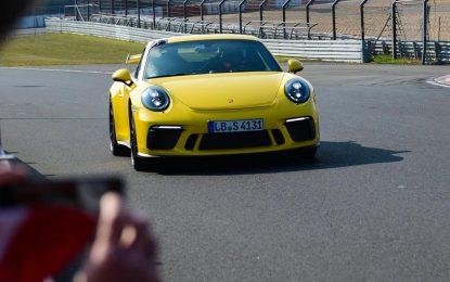 Porsche 911 GT3 – nadmašio prethodnika za 12,7 sekundi