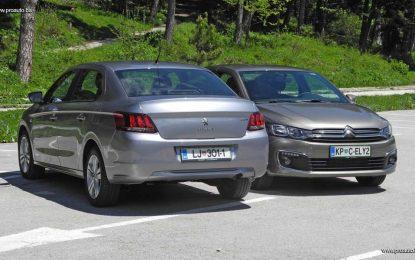 U Sarajevu predstavljeni redizajnirani modeli Peugeot 301 i Citroëna C-Elysée [Galerija]